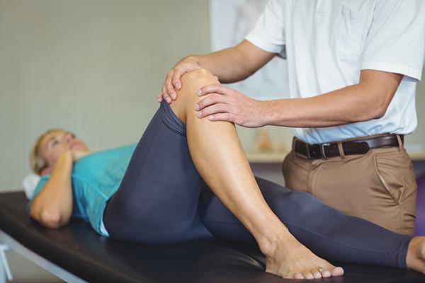 Orthopedic Knee Massage