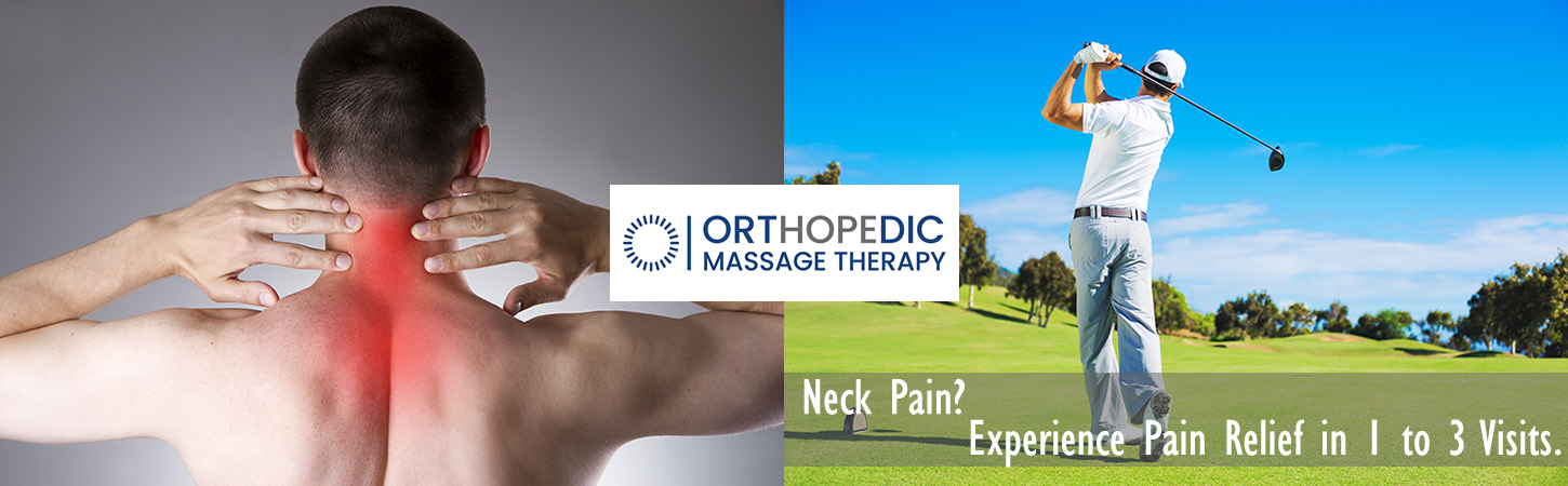 Orthopedic Massage Neck Pain