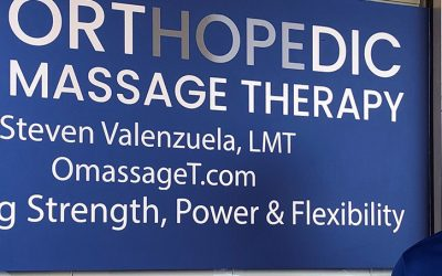 Why I Started Orthopedic Massage Therapy