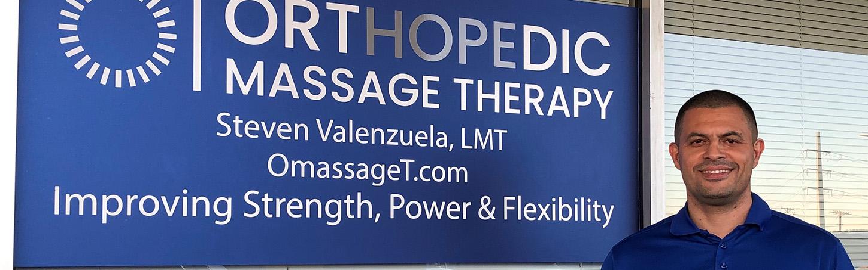 Orthopedic Massage Banner